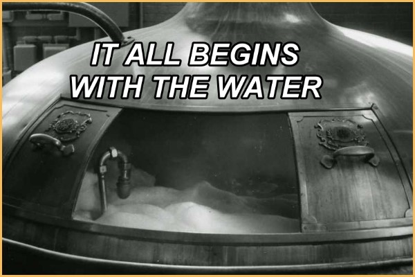 It All Begins With The Water