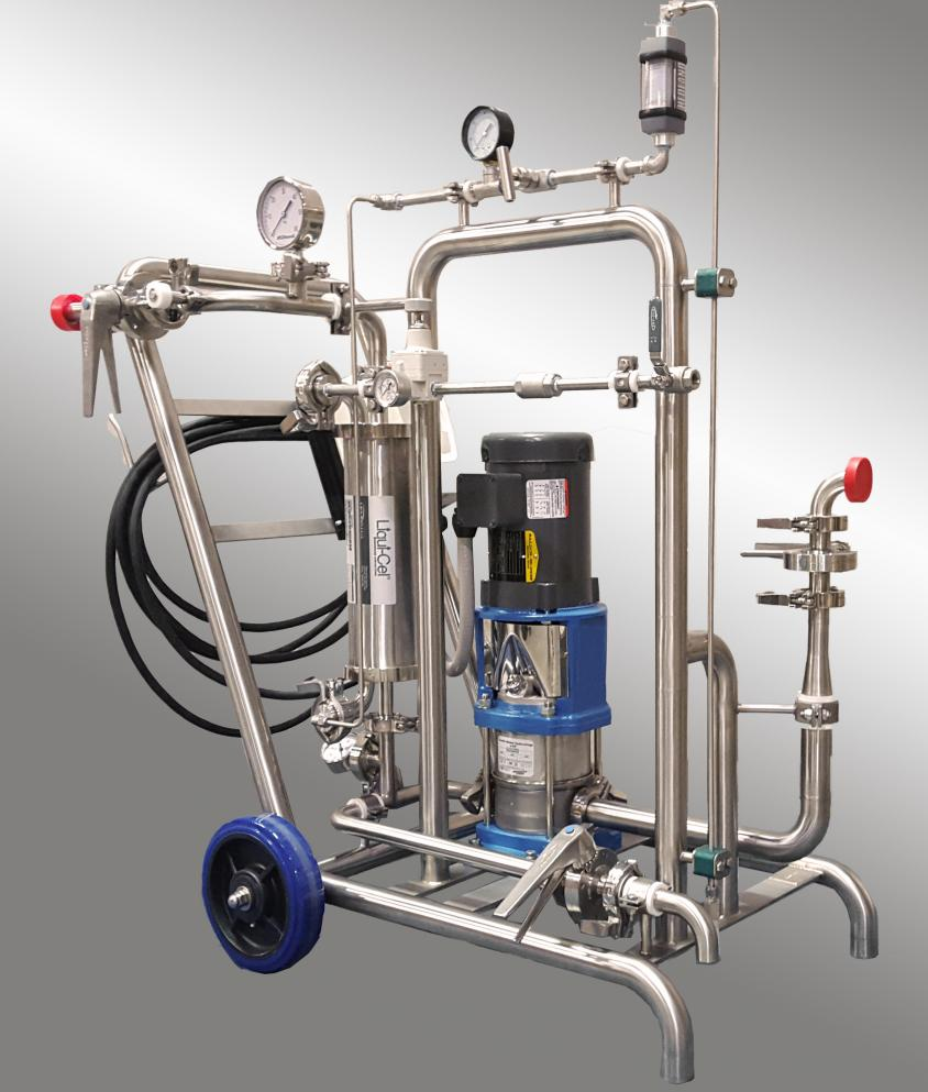 Nitro Carbonation System Cart