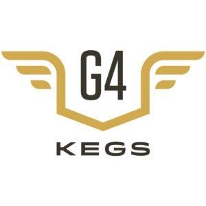G4 Kegs logo