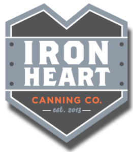 Iron Heart Canning logo