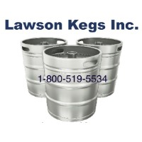 Lawson Kegs Inc. (New & Used) logo