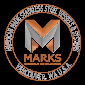 Marks Design and Metalworks logo