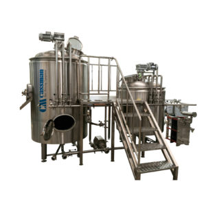 New Nano Brewing Equipment