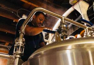 Timothy Parker, Chula Vista Brewery