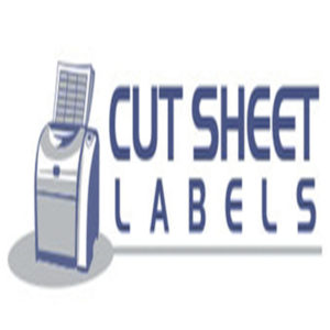 Cut Sheet Labels logo