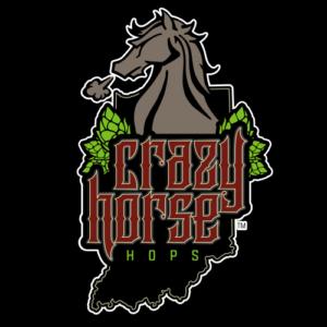 Crazy Horse Hops logo
