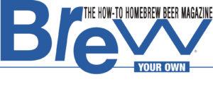Brew Your Own Magazine logo