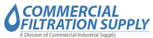 Commercial Filtration Supply logo
