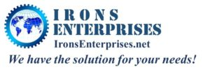 Irons Enterprises logo