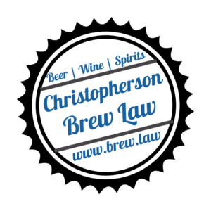 CHRISTOPHERSON BREW LAW logo