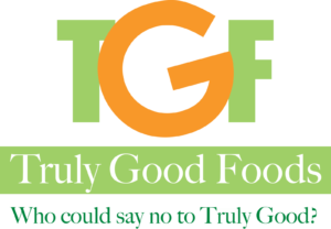 Truly Good Foods logo