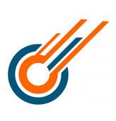 Custom Comet logo