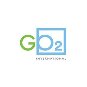 GO2 International logo