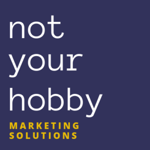 Not Your Hobby Marketing Solutions logo