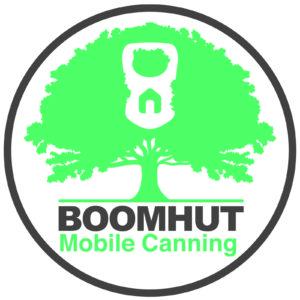 Boomhut Mobile Canning logo