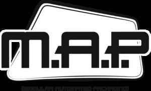 M.A.P. Equipment logo