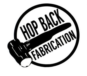 Hop Back Fabrication logo
