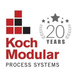 Koch Modular Process logo