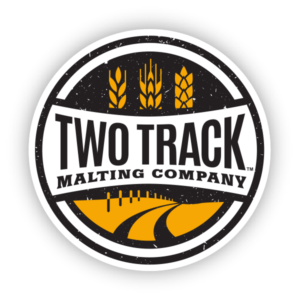 Two Track Malting Company logo