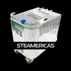 Steamericas, Inc. logo